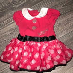 Other - Minnie Mouse Baby Dress
